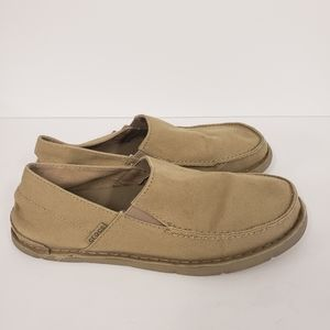 Crocs Mens Loafers Size 8